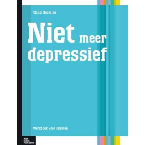 Niet meer depressief - Claudi Bockting (ISBN: 9789031374274)