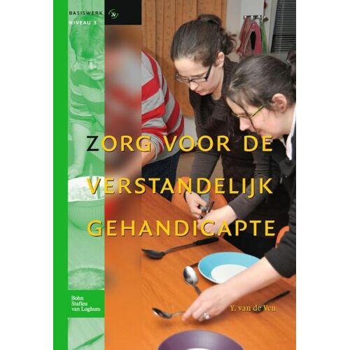 Zorg voor de verstandelijk gehandicapte - Yvonne van de Ven (ISBN: 9789031375356)