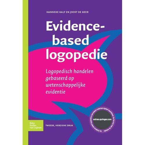 Evidence-based logopedie - Hanneke Kalf, Joost de Beer (ISBN: 9789031376001)