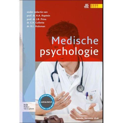 Medische psychologie - (ISBN: 9789031378197)