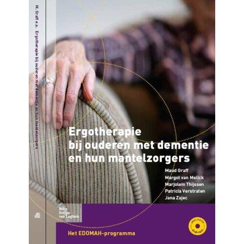Ergotherapie bij ouderen met dementie en hun mantelzorgers - Margot van Melick (ISBN: 9789031378739)