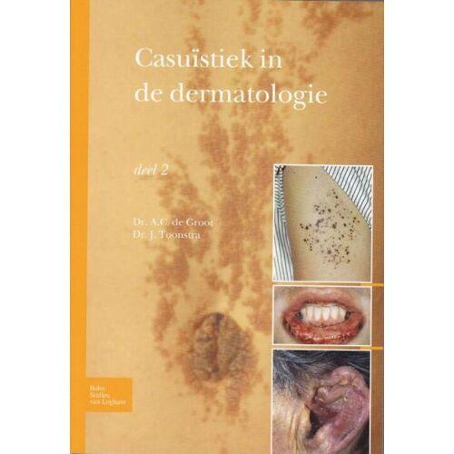 Casuïstiek in de dermatologie - A.C. Groot, Johan Toonstra (ISBN: 9789031384570)