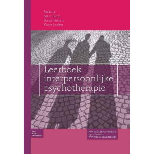 Leerboek Interpersoonlijke psychotherapie - (ISBN: 9789031389681)