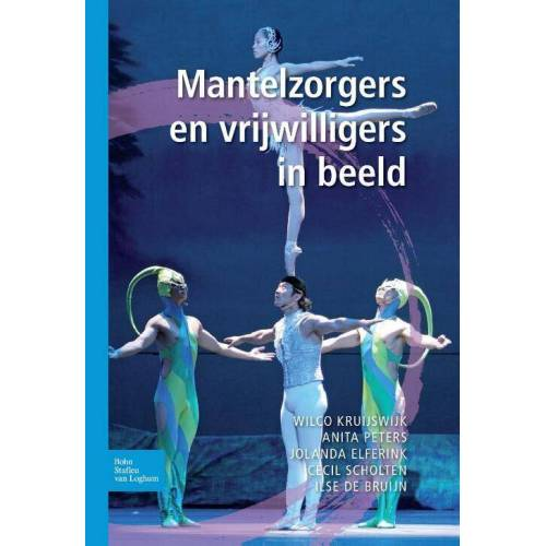 Mantelzorgers en vrijwilligers in beeld - Anita Peters (ISBN: 9789031392261)