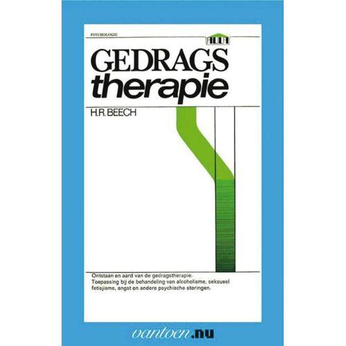 Gedragstherapie - H.R. Beech (ISBN: 9789031507306)