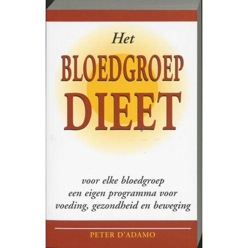 Het Bloedgroepdieet - Peter d'Adamo (ISBN: 9789032506278)