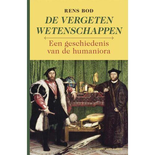 Vergeten wetenschappen - Rens Bod (ISBN: 9789035134850)