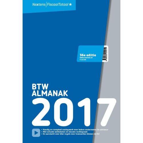 Nextens BTW Almanak - J.A.M. van Blijswijk (ISBN: 9789035249219)