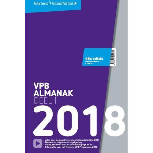 Nextens VPB Almanak - P.M.F. van Loon (ISBN: 9789035249820)