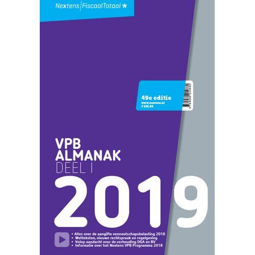 Nextens VPB Almanak 2019 - Piet van Loon (ISBN: 9789035249882)