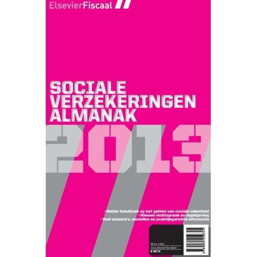 Elsevier sociale verzekering almanak - Ben Tappel (ISBN: 9789035250833)