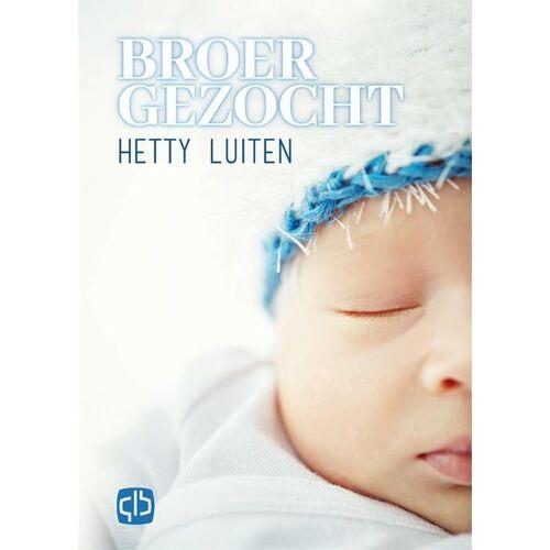 Broer gezocht - grote letter uitgave - Hetty Luiten (ISBN: 9789036433068)