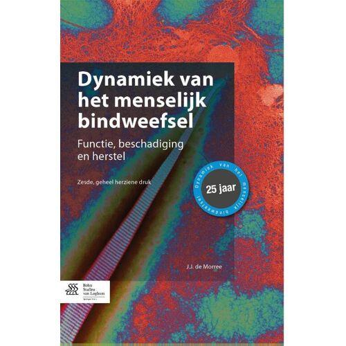 Dynamiek van het menselijk bindweefsel - J.J. de Morree (ISBN: 9789036804523)