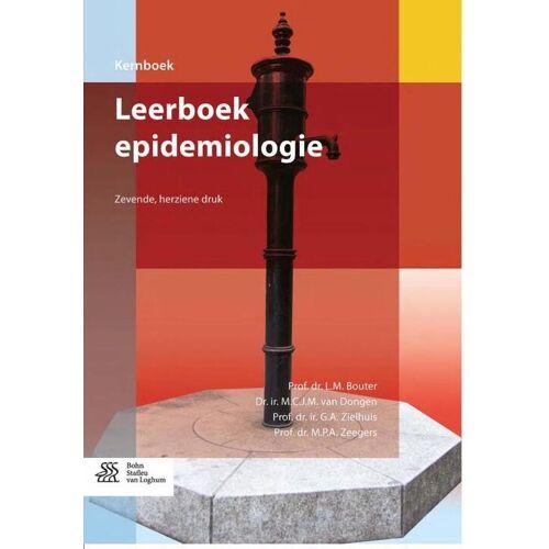 Leerboek epidemiologie - G.A. Zielhuis (ISBN: 9789036805612)