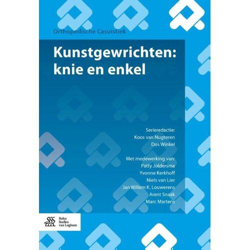 Kunstgewrichten: knie en enkel - Patty Joldersma (ISBN: 9789036812818)