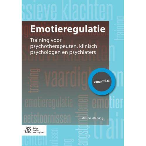 Emotieregulatie - Matthias Berking (ISBN: 9789036814102)