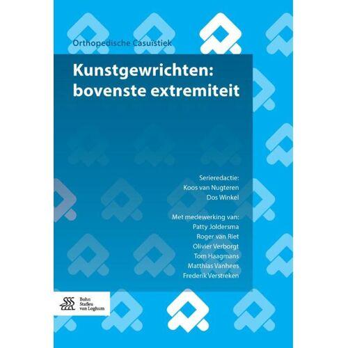 Kunstgewrichten: bovenste extremiteit - Frederik Verstreken (ISBN: 9789036816304)