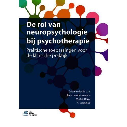 De rol van neuropsychologie bij psychotherapie - (ISBN: 9789036822626)