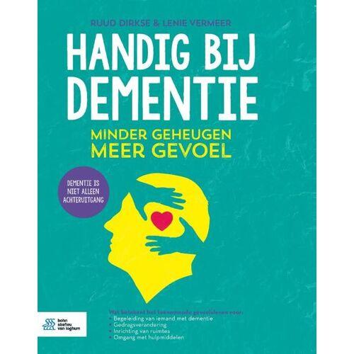 Handig bij dementie - Magdalena Vermeer, Ruud Dirkse (ISBN: 9789036825047)