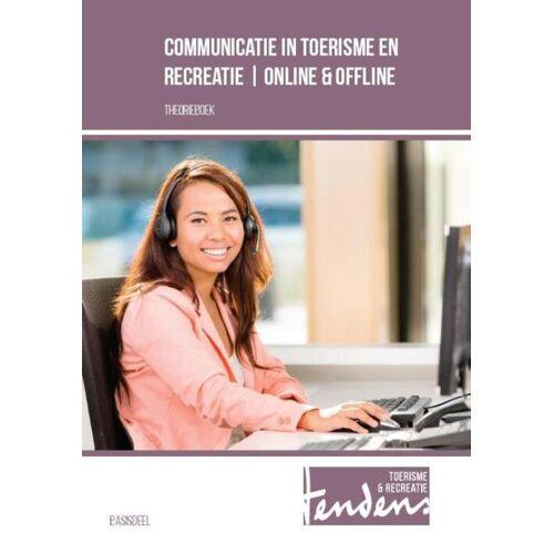 Communicatie in toerisme en recreatie - Alberdien Terpstra (ISBN: 9789037228489)