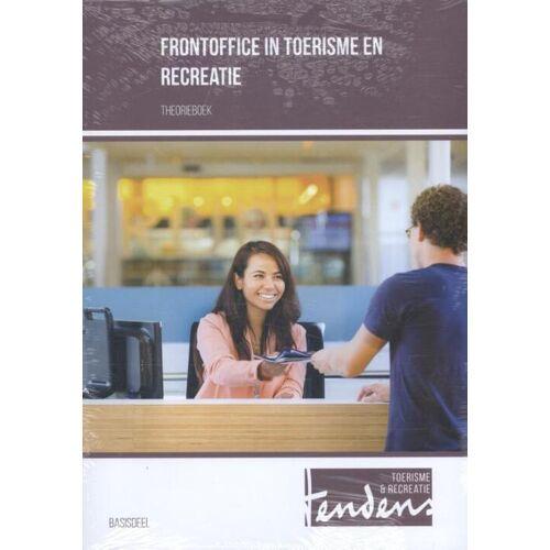 Frontoffice in toerisme en recreatie - Alberdien Terpstra (ISBN: 9789037228496)