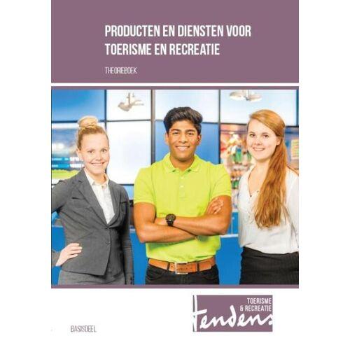 Producten en diensten voor toerisme en recreatie - Mieke Jobse-Heeringa (ISBN: 9789037228519)