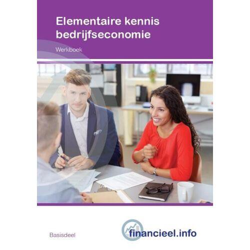 Elementaire kennis Bedrijfseconomie - Peter H.C. Hintzen (ISBN: 9789037245295)