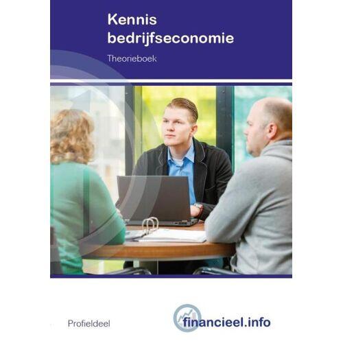 Kennis Bedrijfseconomie - Ad Bakker (ISBN: 9789037246179)