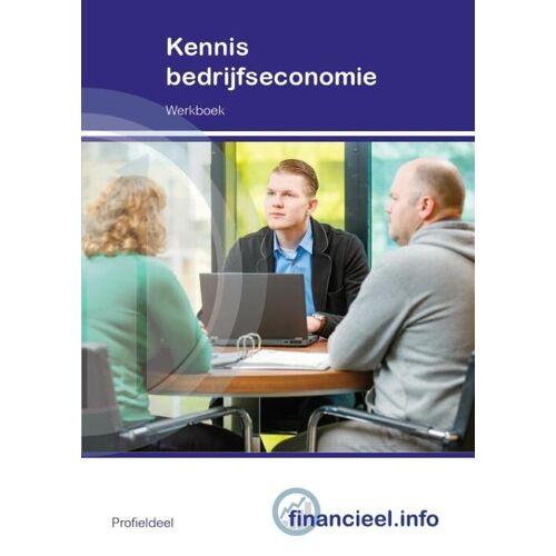 Kennis Bedrijfseconomie - Ad Bakker (ISBN: 9789037246681)