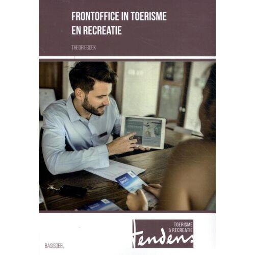 Frontoffice in toerisme en recreatie - Alberdien Terpstra (ISBN: 9789037254679)