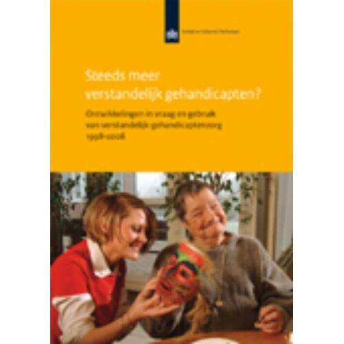 Steeds meer verstandelijk gehandicapten? - Hettie van Kempen (ISBN: 9789037704686)