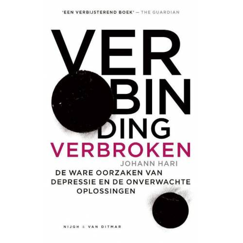 Verbinding verbroken - Johann Hari (ISBN: 9789038805436)