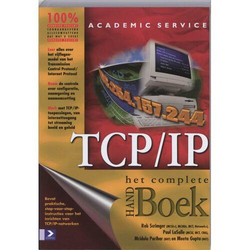 TCP/Ip - R. Scrimger (ISBN: 9789039520055)