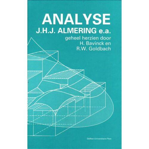 Analyse - J.H.J. Almering (ISBN: 9789040712609)