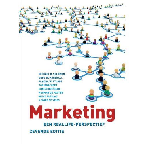 Marketing - Elnora Stuart (ISBN: 9789043023580)