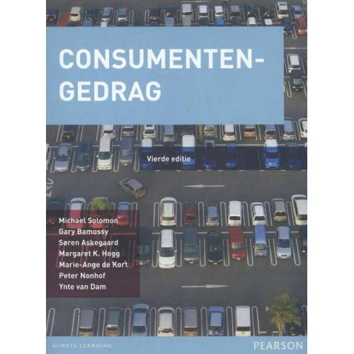 Consumentengedrag - Gary Bamossy (ISBN: 9789043023924)