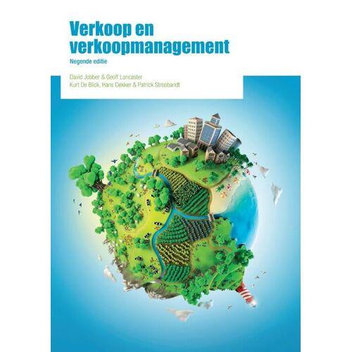 Verkoop en verkoopmanagement met XTRA toegangscode - David Jobber, Geoffrey Lancaster (ISBN: 9789043026987)