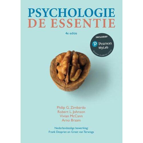 Psychologie - Arno Braam (ISBN: 9789043035859)
