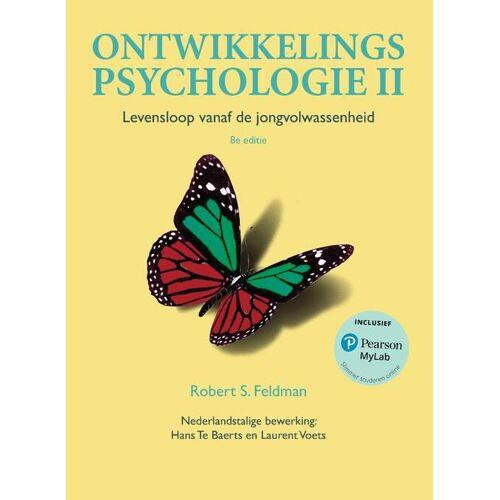 Ontwikkelingspsychologie - Robert Feldman (ISBN: 9789043036191)