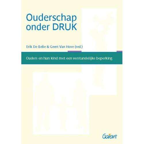 Ouderschap onder druk - Erik de Belie, Geert van Hove (ISBN: 9789044116748)