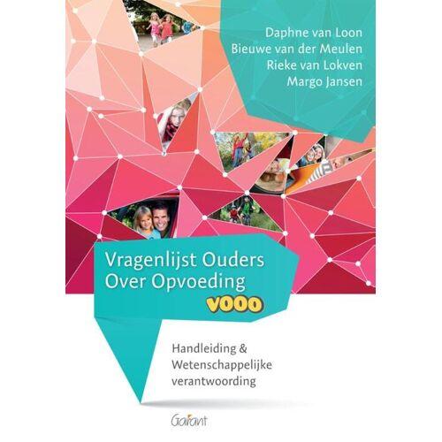 Vragenlijst ouders over opvoeding (VOOO) - Bieuwe van der Meulen (ISBN: 9789044133417)