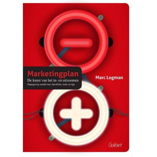 Marketingplan - Marc Logman (ISBN: 9789044135893)