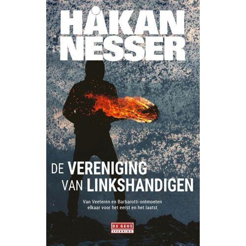 De vereniging van Linkshandigen - Håkan Nesser (ISBN: 9789044541915)