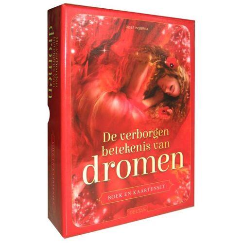 De verborgen betekenis van dromen - Rose Inserra (ISBN: 9789044746860)