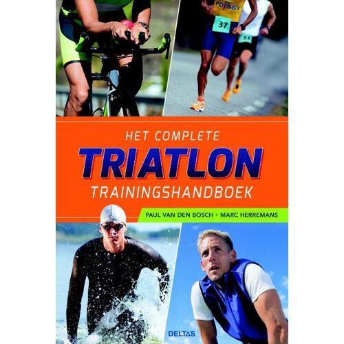 Het complete triatlon trainingshandboek - Marc Herremans, Paul van den Bosch (ISBN: 9789044749373)