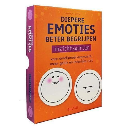 Diepere emoties beter begrijpen - Andrea Harm (ISBN: 9789044749458)