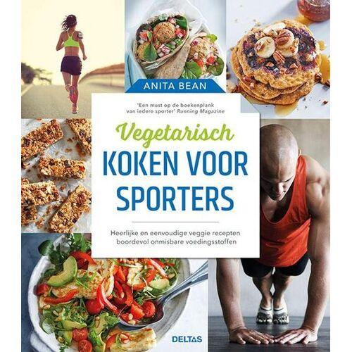 Vegetarisch koken voor sporters - Anita Bean (ISBN: 9789044752281)