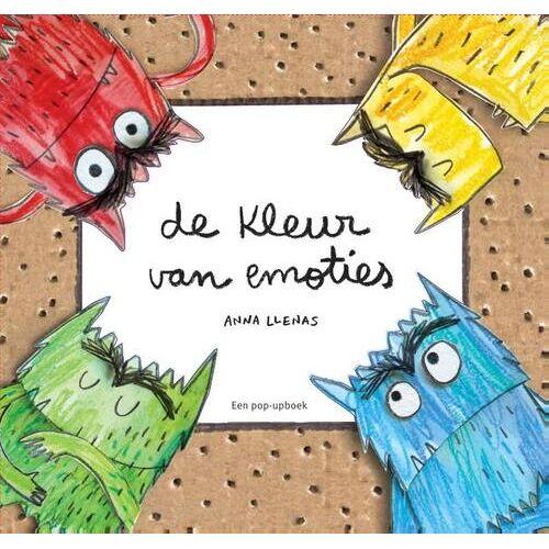 De kleur van emoties - Anna Llenas (ISBN: 9789044823158)