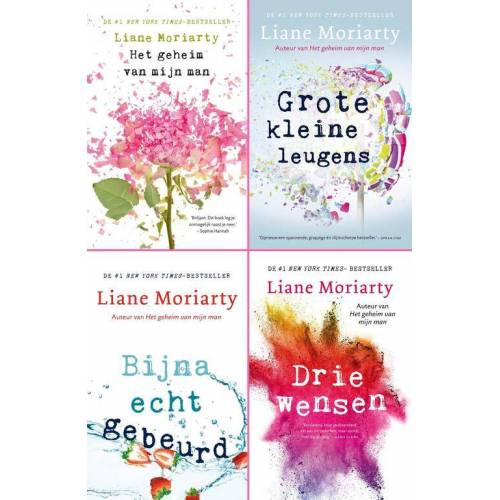 Liane Moriarty Ebook bundel - Liane Moriarty (ISBN: 9789044977417)