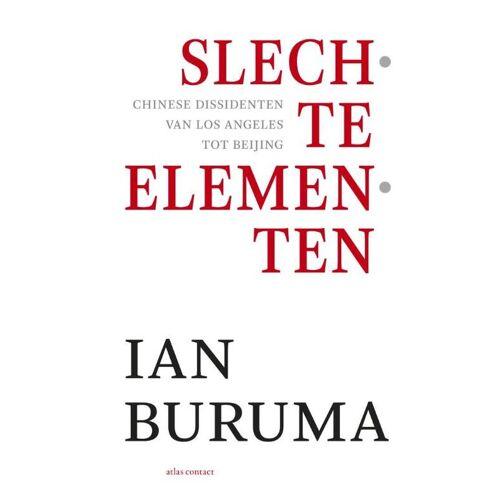 Slechte elementen - Ian Buruma (ISBN: 9789045023618)